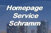 Zu Homepageservice Schramm