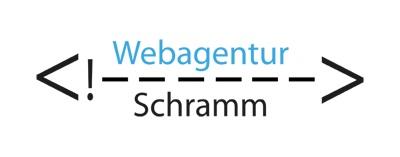 Zur Webagentur Schramm